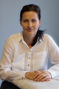 osteopata wrocław - Renata Gacka