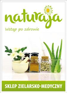 sklep zielarsko-medyczny Naturaja