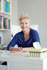Renata Gacka, osteopata zWrocławia
