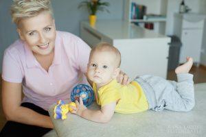 osteopatia dla dzieci iniemowląt