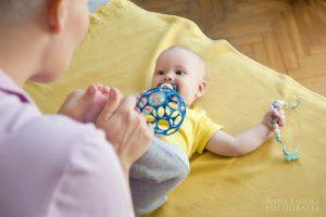 osteopatia dla niemowląt